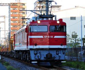 貨物電車EF