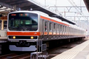 京葉線電車